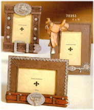 western style Picture Frames
